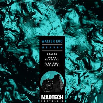 WALTER EGO - HEAVEN - (KCMTDL015)