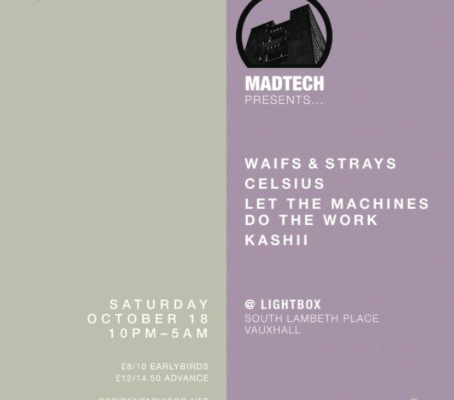 (18.10.14) MADTECH 4 AT LIGHTBOX