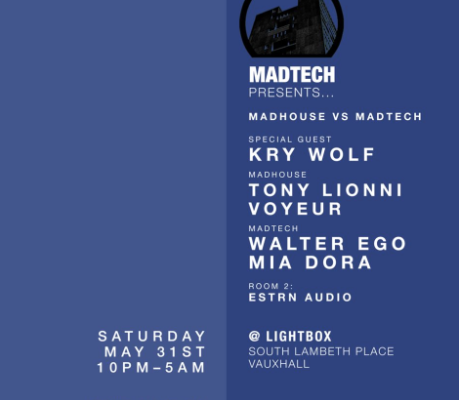 (31.05.14) MADTECH 3 AT LIGHTBOX