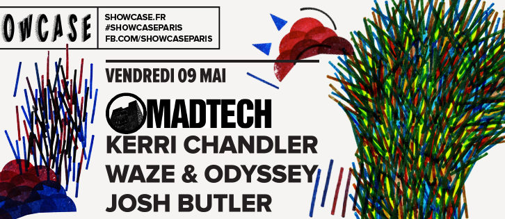 (09.05.2014) MADTECH RECORDS PARIS AT SHOWCASE