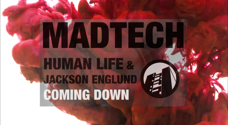 HUMAN LIFE & JACKSON ENGLUND - COMING DOWN (KCMTDL031)