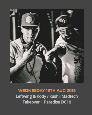(19.08.2015) MADTECH RECORDS - LOST IN IBIZA BOAT PARTY