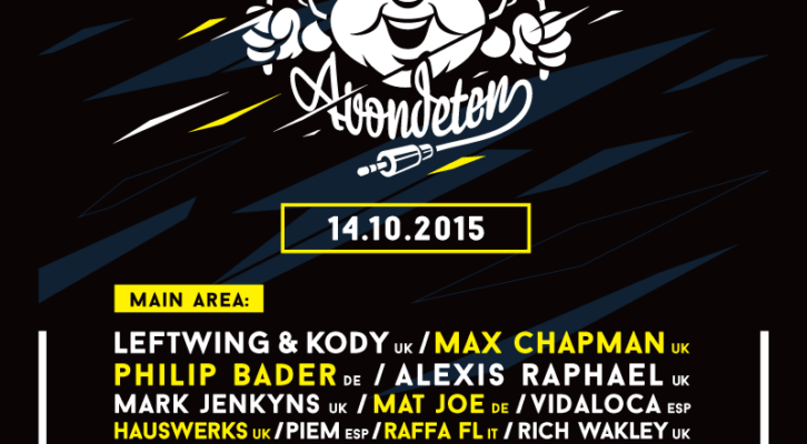 (14.10.15) Madtech / Resonance / Lost : ADE Party